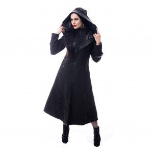 POIZEN - Corvina Coat Ladies Black *a1