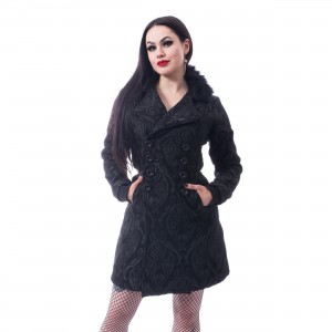 POIZEN INDUSTRIES - CRAFT COAT LADIES BLACK |c|