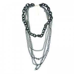POIZEN INDUSTRIES - CRUSE P1 NECKLACE LADIES BLACK