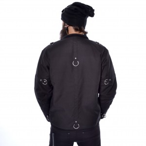 HEARTLESS - Dark Jacket Mens Black *a1
