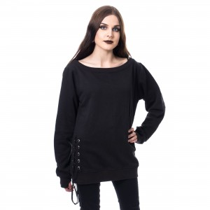 POIZEN INDUSTRIES - DELEANY JUMPER LADIES BLACK |c|