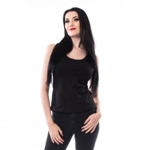 POIZEN INDUSTRIE - Essi Top Ladies Black *NEW IN-a*