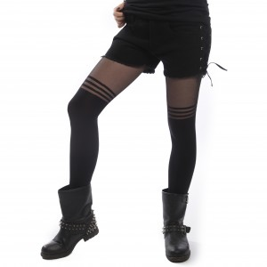 VIXXSIN - FAST SHORTS LADIES BLACK