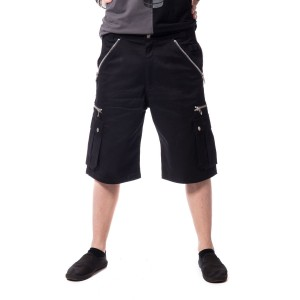 VIXXSIN - FREY SHORTS MENS BLACK