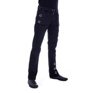 VIXXSIN - Graden Pants Mens Black *NEW IN*