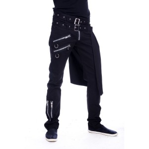 VIXXSIN - Graves Pants Mens Black *NEW IN*