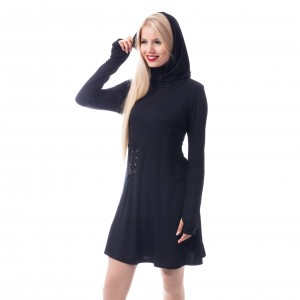 INNOCENT LIFESTYLE - JANE DRESS LADIES BLACK