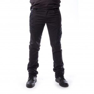 VIXXSIN - Jesse Pants Mens Black *NEW IN-a*
