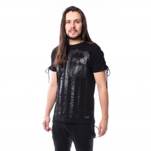 VIXXSIN - Joel T Mens Black *NEW IN-a*