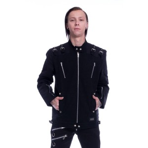 VIXXSIN - Joyride Jacket Mens Black *NEW IN*