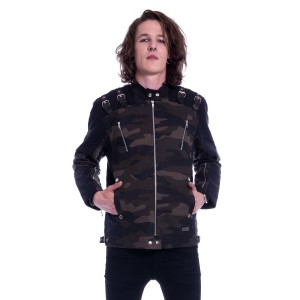 VIXXSIN - Joyride Jacket Mens Camo *NEW IN*