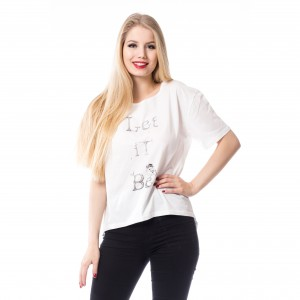 INNOCENT LIFESTY - Kaisa Top Ladies White *NEW IN-a*