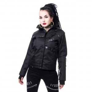 CHEMICAL BLACK - KALANI JACKET LADIES BLACK |c|