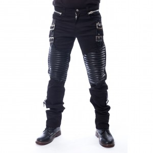 VIXXSIN - KORE PANTS MENS BLACK |b|