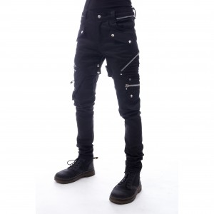 VIXXSIN - Last Resort Pants Mens Black *a1