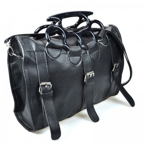 POIZEN INDUSTRIES - LETHAL BAG LADIES BLACK