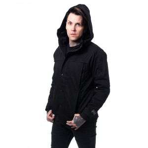 VIXXSIN - LINCOLN JACKET MENS BLACK |c|