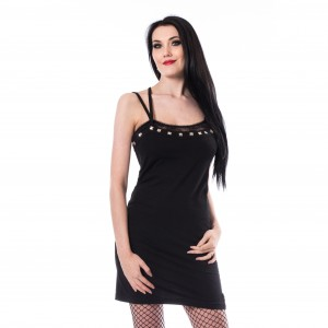 HEARTLESS - Lova Dress Ladies Black *NEW IN-a*