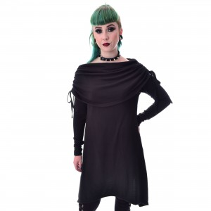 INNOCENT LIFESTYLE - LYRIK TOP LADIES BLACK |b|