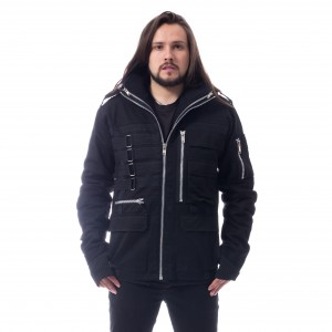 VIXXSIN - M6v Jacket Mens Black *a1