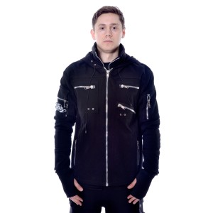 VIXXSIN - MASON JACKET MENS BLACK