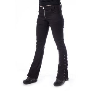 VIXXSIN - Mia Pants Ladies Black *NEW IN-a*