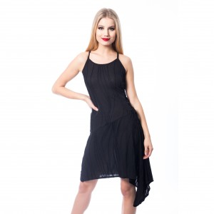 INNOCENT LIFESTYLE - MIANA DRESS LADIES BLACK