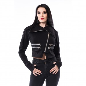 CHEMICAL BLACK - Minna Jacket Ladies Black *NEW IN-a*