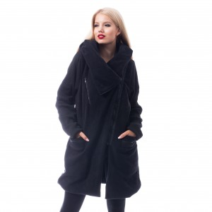 INNOCENT LIFESTYLE - Misty Coat Ladies Black *a1