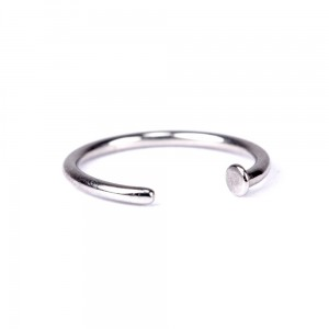 BODY JEWELLERY - Open Nostril Ring