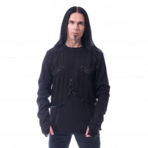 CHEMICAL BLACK - Retna Top Mens Black *a1