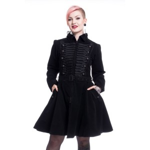 POIZEN - Rozalina Coat Ladies Black *NEW IN*