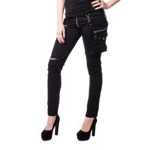 VIXXSIN - SCARLETT PANTS LADIES BLACK
