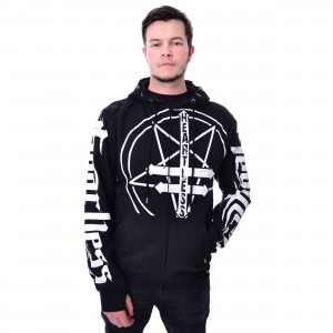 HEARTLESS - SOULS HOOD MENS BLACK |c|