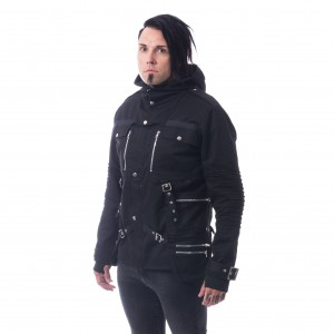 VIXXSIN - Splinter Jacket Mens Black *a1