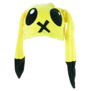 CUPCAKE CULT - STRIKER HAT LADIES YELLOW