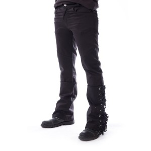 VIXXSIN - Tilde Pants Mens Black *NEW IN-a*