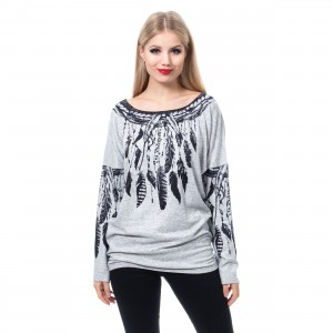 INNOCENT LIFESTYLE - VALLEY TOP LADIES GREY |c|