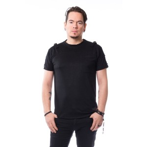 VIXXSIN - Ville Top Mens Black *NEW IN-a*