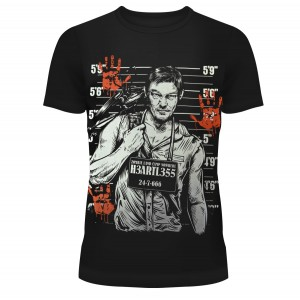 WANTED T-Shirt *NEW*