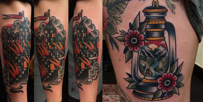 Fourleaf Tattoo 3