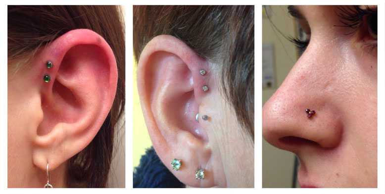 Fourleaf Piercing 2